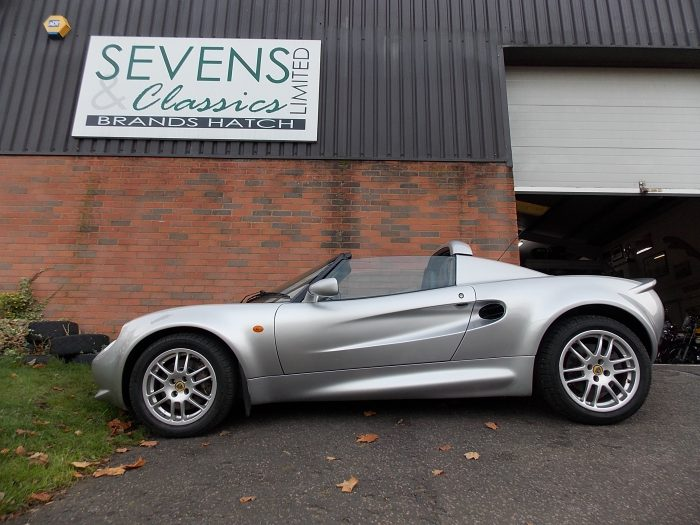 Lotus Elise S1 Used For Sale 11