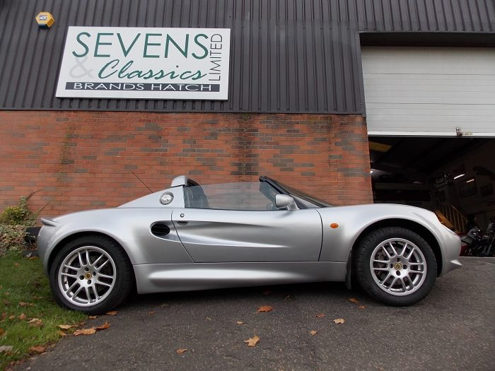 Lotus Elise S1 Used For Sale 12
