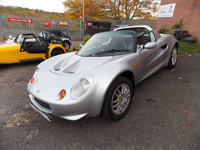 Lotus Elise S1 Used For Sale 3