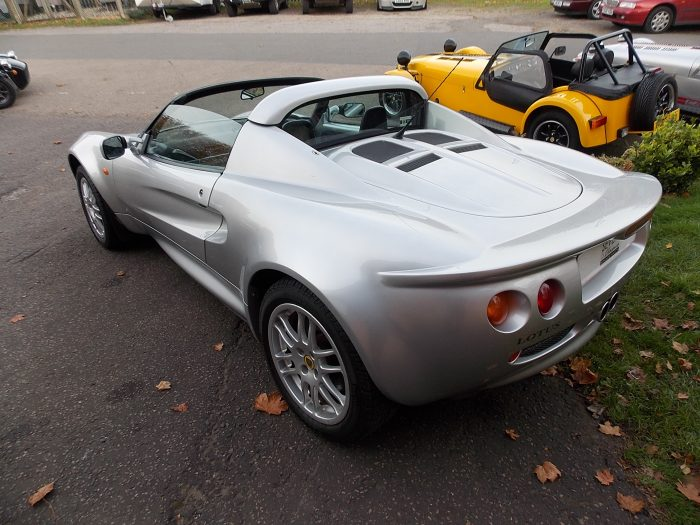 Lotus Elise S1 Used For Sale 4
