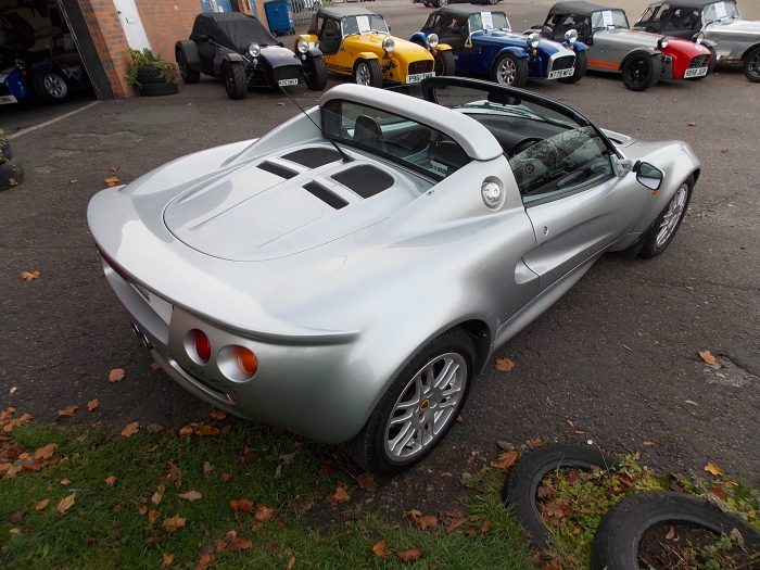 Lotus Elise S1 Used For Sale 6
