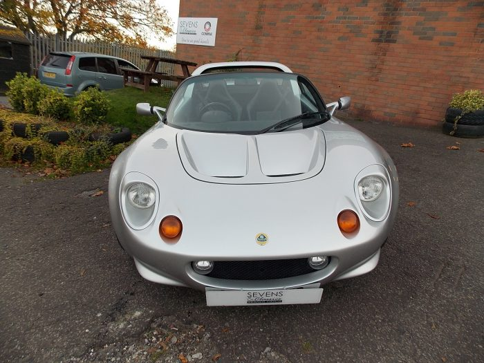 Lotus Elise S1 used for sale 2